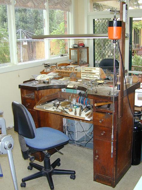 Peter Mcbride Studio