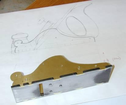 Metal Plane Making